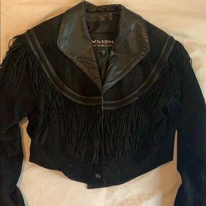 Wilson's Leather | Vintage Suede Jacket